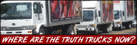 The Truth Trucks - OperationRescue.org - The Truth about Abortion - Pro Life - Pro Vita - Pentru Viata